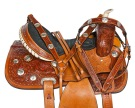 Pro Studded Barrel Racing Western Horse Saddle Tack 15 [10140] (Out Of Stock)