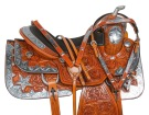 Silver Star Premium Western Horse Show Saddle Tack 16