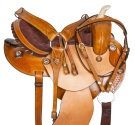 Round Skirt Barrel Racer Western Horse Saddle Tack 15 [10158] (Out Of Stock)