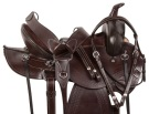 Comfy Pleasure Trail Endurance Horse Saddle Tack 16 17 [10515]