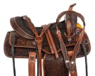 Antique Western Pleasure Trail Horse Saddle Tack 18 [10719] (Out Of Stock)