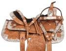 Light Oil Western Pleasure Show Horse Saddle Tack 16 [10766] (Out Of Stock)