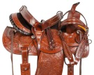 Studded Barrel Racing Western Pleasure Horse Saddle 14 [10776] (Out Of Stock)