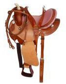 Barrel Racing Pink Ostrich Horse Saddle Tack 15 16 [2902] (Out Of Stock)