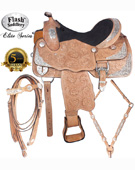 16 Flash Elite Show Saddle & Tack [3140]