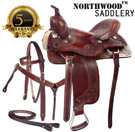 New Pro Cutter Work Ranch Pleasure Saddle 16 18 [8035A] (Out Of Stock)