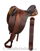 Australian Stock Endurance Trail Saddle 18 19 20 [8063] (Out Of Stock)
