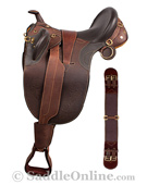 Australian Stock Endurance Trail Saddle Horn 18 [8064] (Out Of Stock)