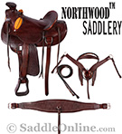 Wade Tree Cowboy Ranch Roper Western Horse Saddle 16 [8277]