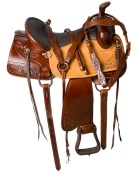 Western Pleasure Trail Horse Endurance Saddle Tack 16 [9551] (Out Of Stock)