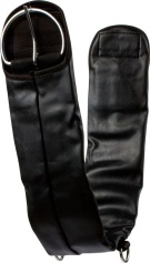 New Economical Western Black Neoprene Cinch Girth 34 [9647WG] (Out Of Stock)