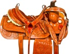 Studded Roper Ranch Working Western Horse Saddle Tack 16 [9776]