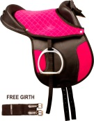 Pink Synthetic Lead Line Pony Youth Kids Horse Saddle Tack 12 [9788]