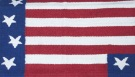 American Flag Premium Wool Show Horse Blanket [B1822] (Out Of Stock)