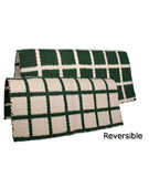 New Zealand Premium Wool Reversible Show Saddle Blanket [B2012D]
