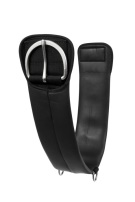 Western Neoprene Cinch Girth With Rings 20 24 26 32 [B9524]