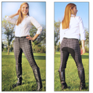 New Full Seat Riding Ladies Breeches [C2055]