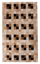 Beautiful 5X8 Cow skin leather Cowhide Rug Carpet [R0324] (Out Of Stock)