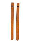 New Leather Flank Billet Straps[T0173]