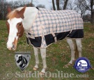 1200D Turnout Waterproof Winter Horse Rug Blanket 70 72 [WB0187] (Out Of Stock)
