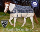 Heavy Duty Waterproof Winter Turnout horse blanket 1200D [WB0190]