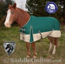 Durable 1200D Turnout Waterproof Winter Horse Blanket 70 72[WB0194] (Out Of Stock)