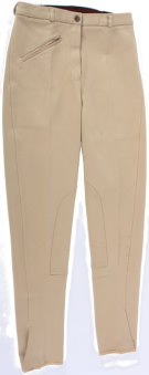 New 22-26 Cool Cotton Riding Breeches / Pants [c0125]