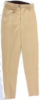 New 22-24 Cool Cotton Riding Breeches / Pants [c0126]