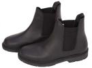 New Women Black Paddock Jodphur Jod Boots[s0002]
