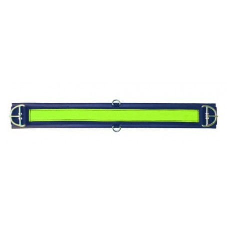 Abetta Lime Hot Tack Neoprene Girth Cinch 28