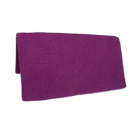Dark Fuchsia Premium Show Saddle Blanket