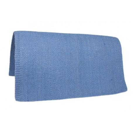 Premium Cornflower Blue Show Saddle Blanket
