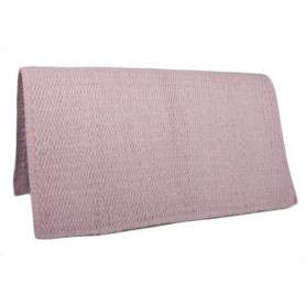Premium Wool Peach Show Saddle Blanket