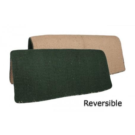 Premium Wool Reversible Saddle Show Blanket