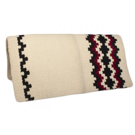 New Zealand Wool Beige Saddle Show Blanket