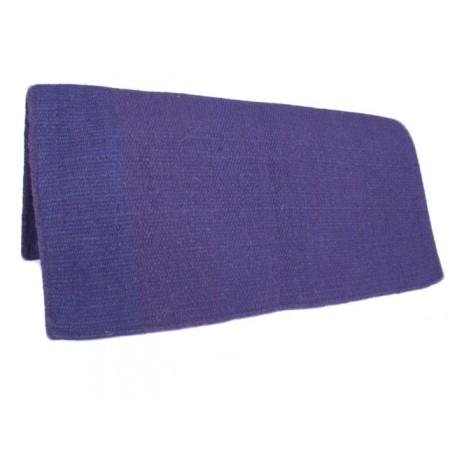 Purple New Zealand Show Saddle Blanket