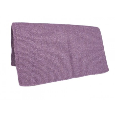 Light Purple New Zealand Show Saddle Blanket