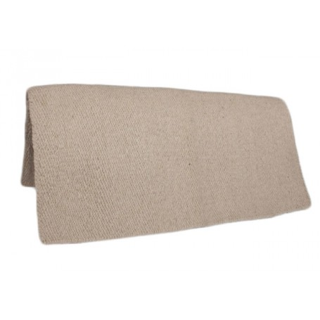 Sand New Zealand Premium Wool Show Saddle blanket