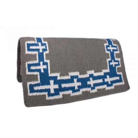 Cross New Zealand Wool Show Saddle Blanket