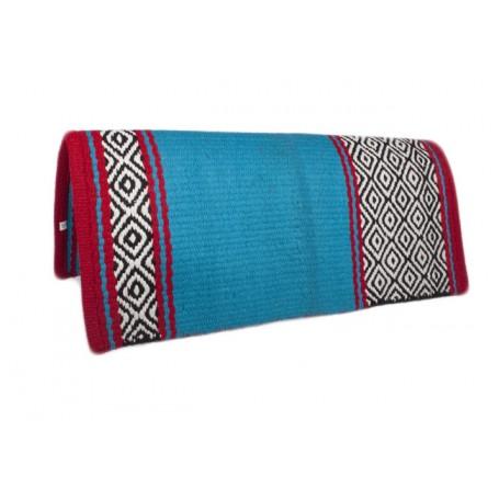 Premium Wool Design Show Saddle Blanket