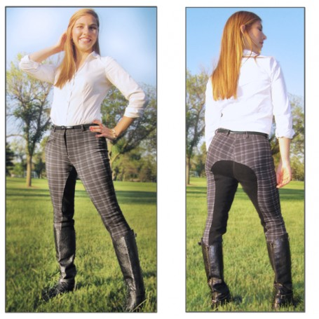New Full Seat Riding Ladies Breeches 34