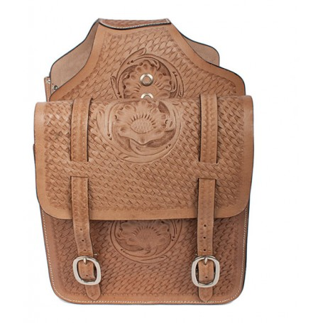 New Western Trail Riding Saddlebags