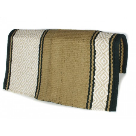 Tan And Black Diamond Design Premium Show Blanket