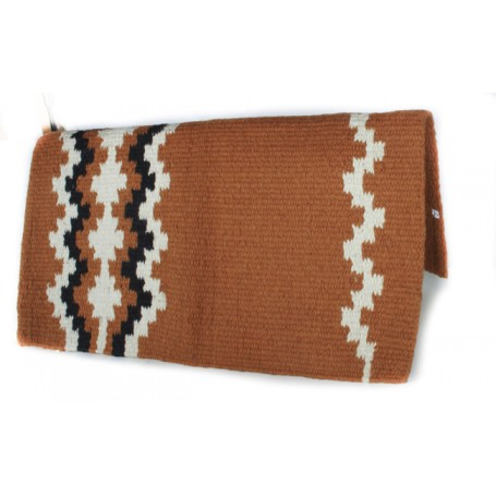 Brown Black And White Design Premium Show Blanket