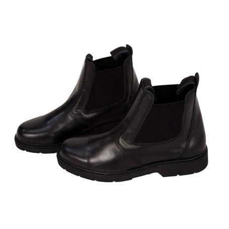 New Women Black Jodhpur Paddock English Riding Boots