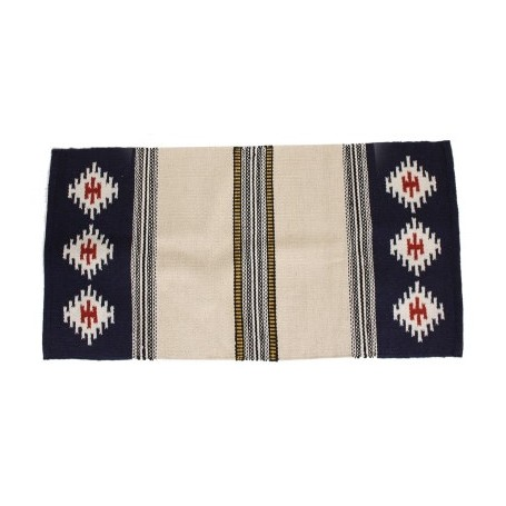 New Western Wool Show Saddle Blanket Extra Big