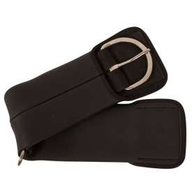 Abetta Black Neoprene Western Pony Girth Cinch 22 26