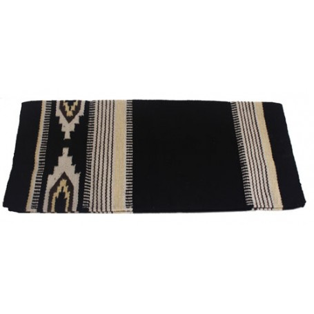 New Western Wool Show Saddle Blanket