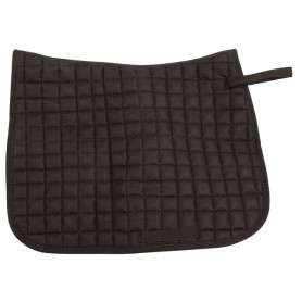 Black Square All Purpose Jumping English Saddle Pad