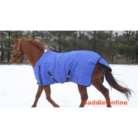 New Beautiful Breathable Winter Turnout Blanket 640D